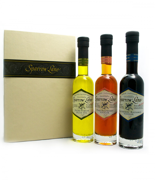 sparrow_lane-basil_garlic_extra_virgin_olive_oil_0000_Sparrow-Lane_Pear-Raspberry-Vinegar-Blackberry-Balsamic-Vinegar-Ex